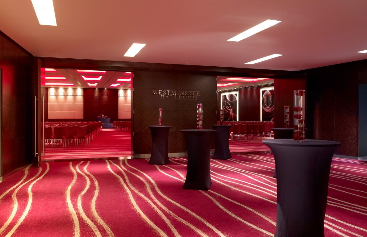 Park Plaza Westminster Bridge London Venues For Hire In