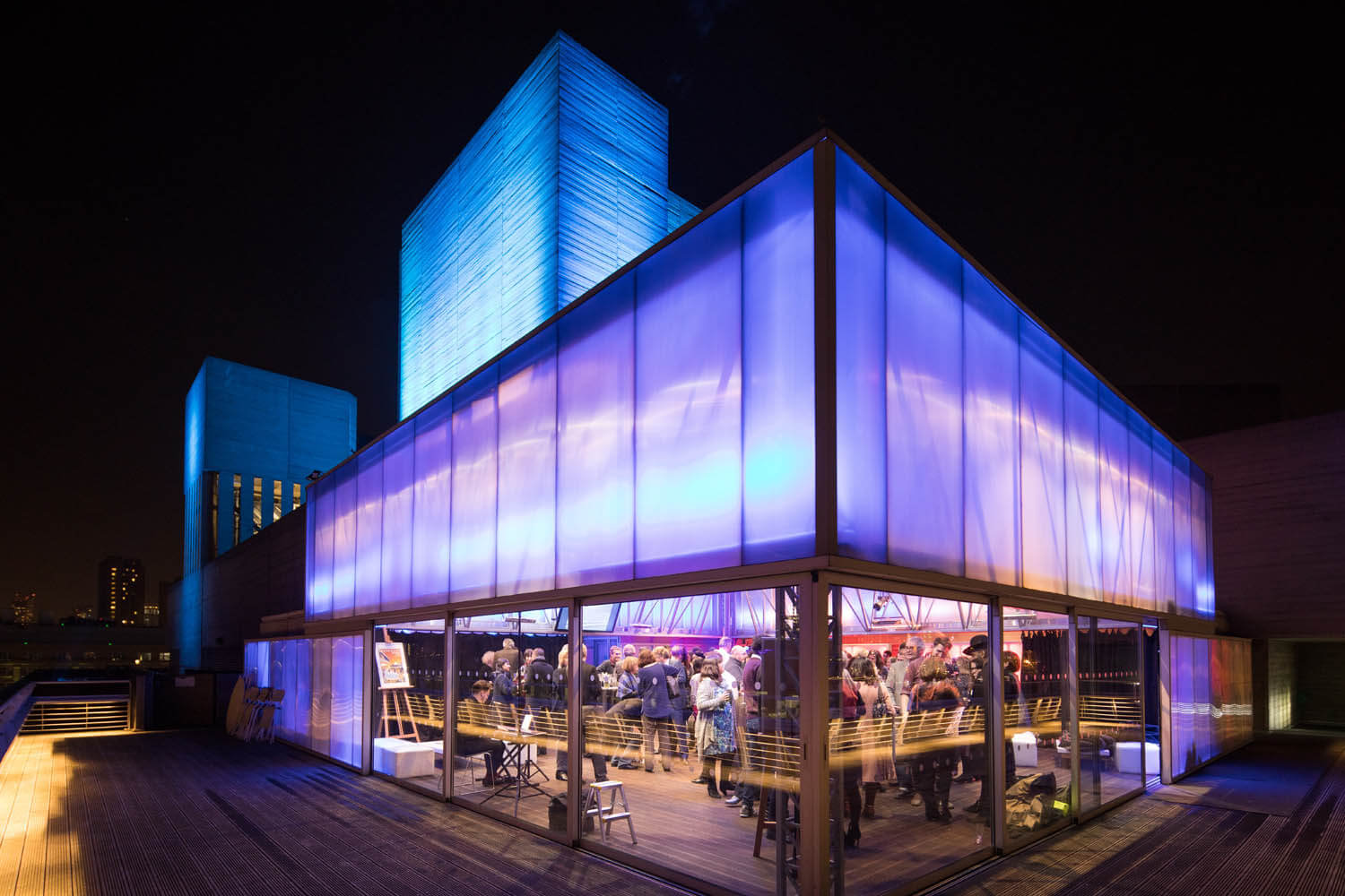 The Deck At The National Theatre Venue Hire