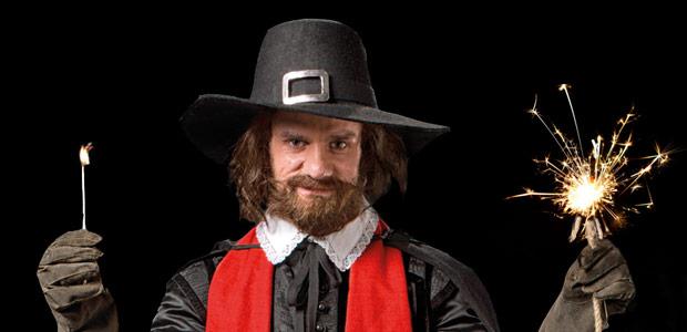 Guy Fawkes - The Gunpo...
