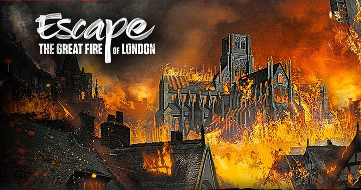 Escape The Great Fire Of London At London Dungeon South Bank London